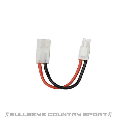 Asg Battery Adapter with Cable Large Female & Small Male