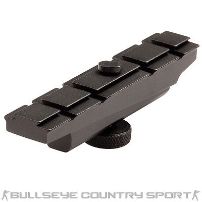 ASG CARRY HANDLE RAIL ADAPTER M15 / M16 / M4 RIS RAIL SCOPE MOUNT