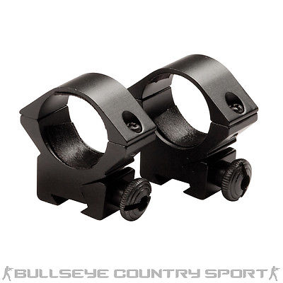 ASG LOW PROFILE SCOPE MOUNTING RING 4 X 20 X 11mm