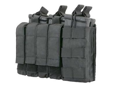 Fields Airsoft Quad Combi Molle M Series And Pistol Magazine Pouch 6mm bb's