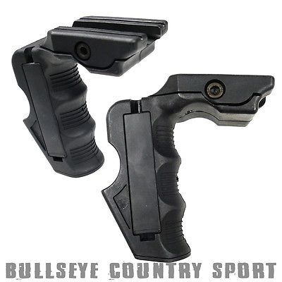 FMA Airsoft CA Style Front Support Gun Grip Fits 20mm Rails Compact