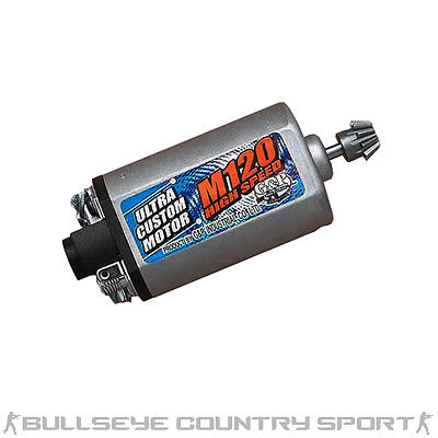G&P M120 High Speed Motor Short Shaft