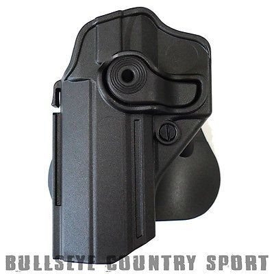 IMI Defense Polymer Holster Left Handed For Jericho Baby Eagle Roto