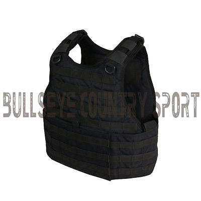 Invader Gear Dacc Vest Plate Carrier Black