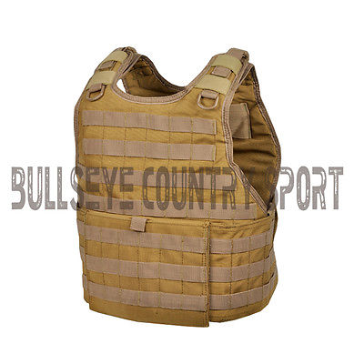 Invader Gear Dacc Vest Plate Carrier Coyote Brown