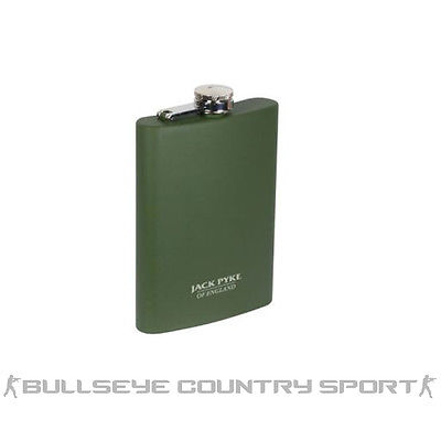 JACK PYKE HIP FLASK 235ML DRINKING FLASK SHOT FLASK