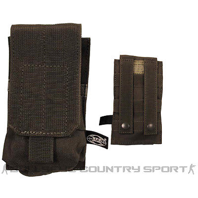 Mfh M4 M16 Single Magazine Pouch Green