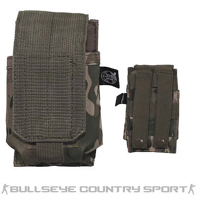Mfh M4 M16 Single Magazine Pouch Op Camo Multicam