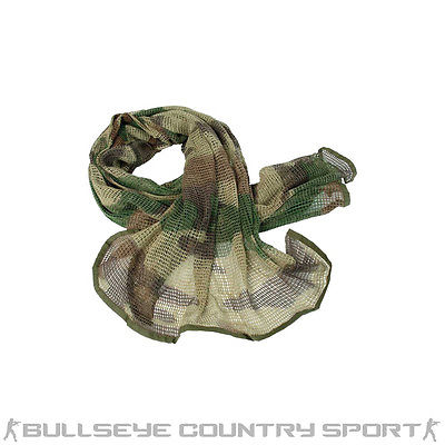 Mil-tec Large Army Scrim Net French CCE Camo