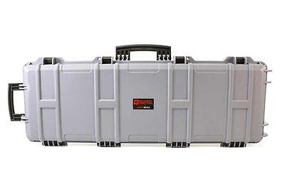 Nuprol Large Padded Weapon Gun Case Box Range Airsoft Hunting 101x32x12.5 cm