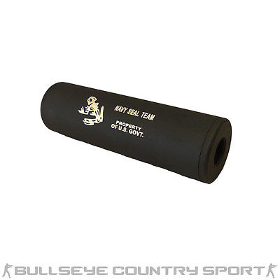 PIRATE ARMS LW BARREL EXTENSION 105 MM NAVY SEAL LOGO BLACK