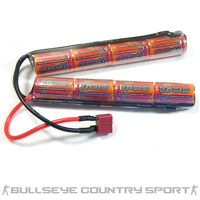 VB POWER 9.6V 1600mAh CRANE STOCK BATTERY DEANS