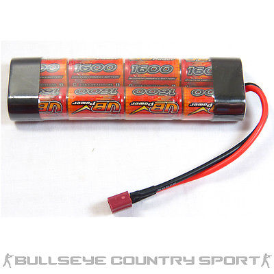 VB POWER STD BATTERY 9.6V 1600 mAh DEANS