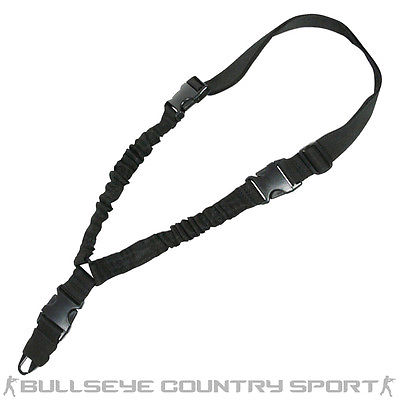 Viper Single Point Bungee Sling Black