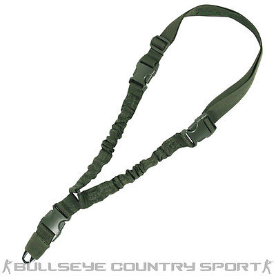 Viper Single Point Bungee Sling Green
