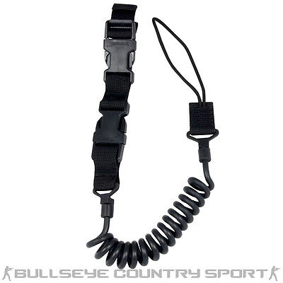 Viper Special Ops Lanyard Pistol Safety Strap Black