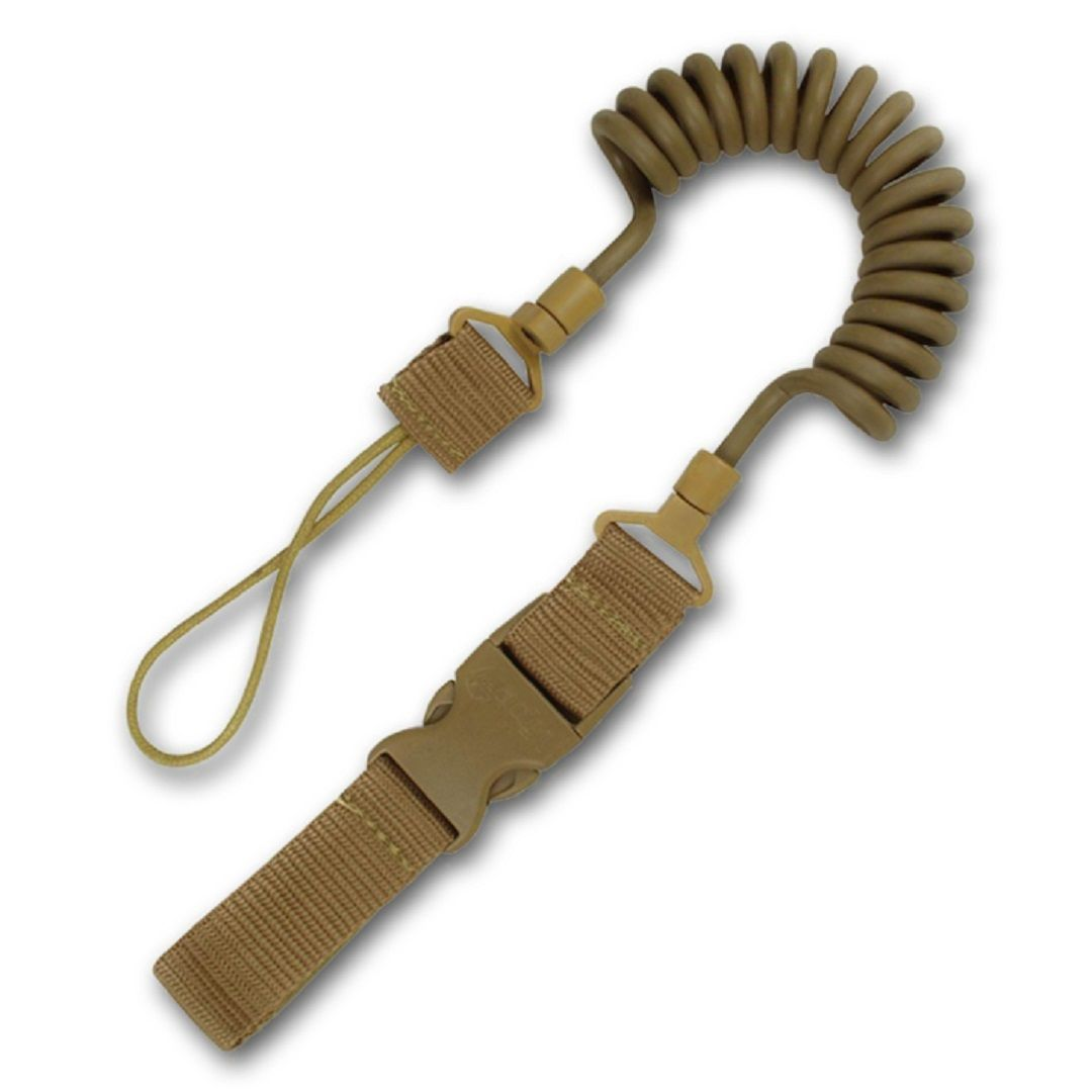 Viper Special Ops Lanyard Pistol Safety Strap Tan