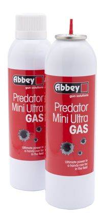 Abbey Predator Ultra Gas Mini 270 ml  ( In Store Only )