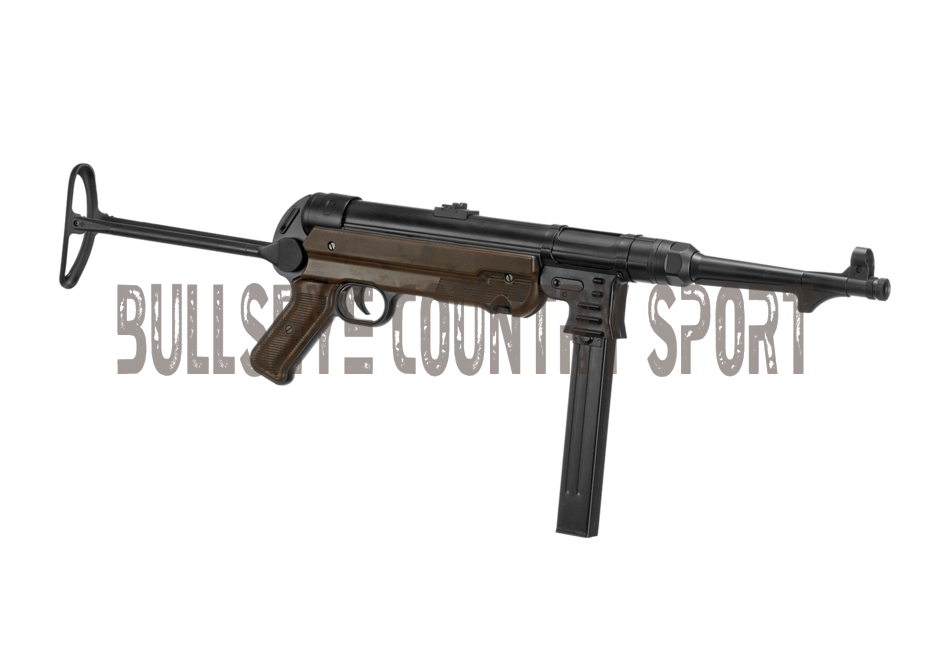 AGM MP40 Airsoft Rifle Full Metal Black / Brown