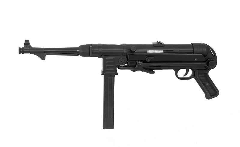 AGM MP40 Replica Airsoft Rifle Full Metal