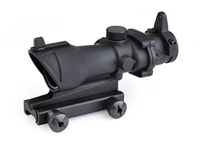 Aim Airsoft Acog Style Scope 4x32  Fits 20mm Ris Rail AO5310