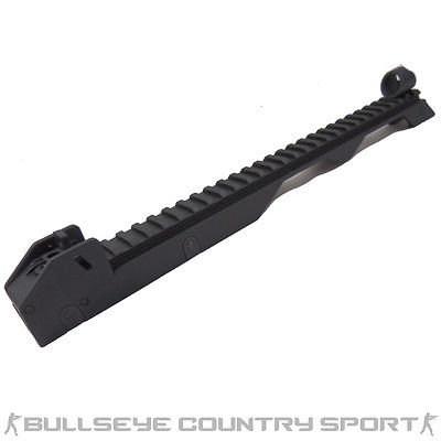 Airsoft Jg G36 Top Rail 20mm Ris Rail G36k Black Metal