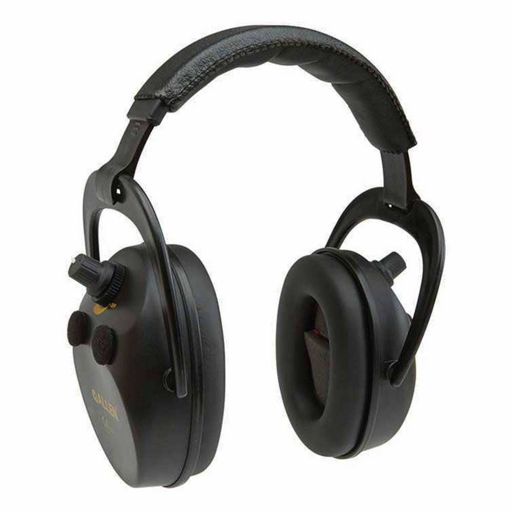 Allen Axion Electronic Lo-Profile Ear Defenders Shooting Muff Range Hunt #2230