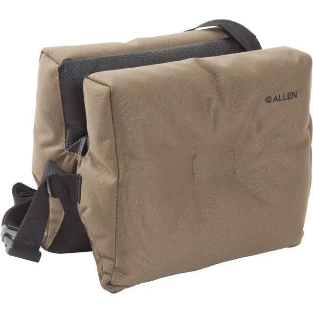 Allen Filled Rifle Bench Shooting Bag 9.75 x 8 x 7.5 Range Hunt Stalk #1851