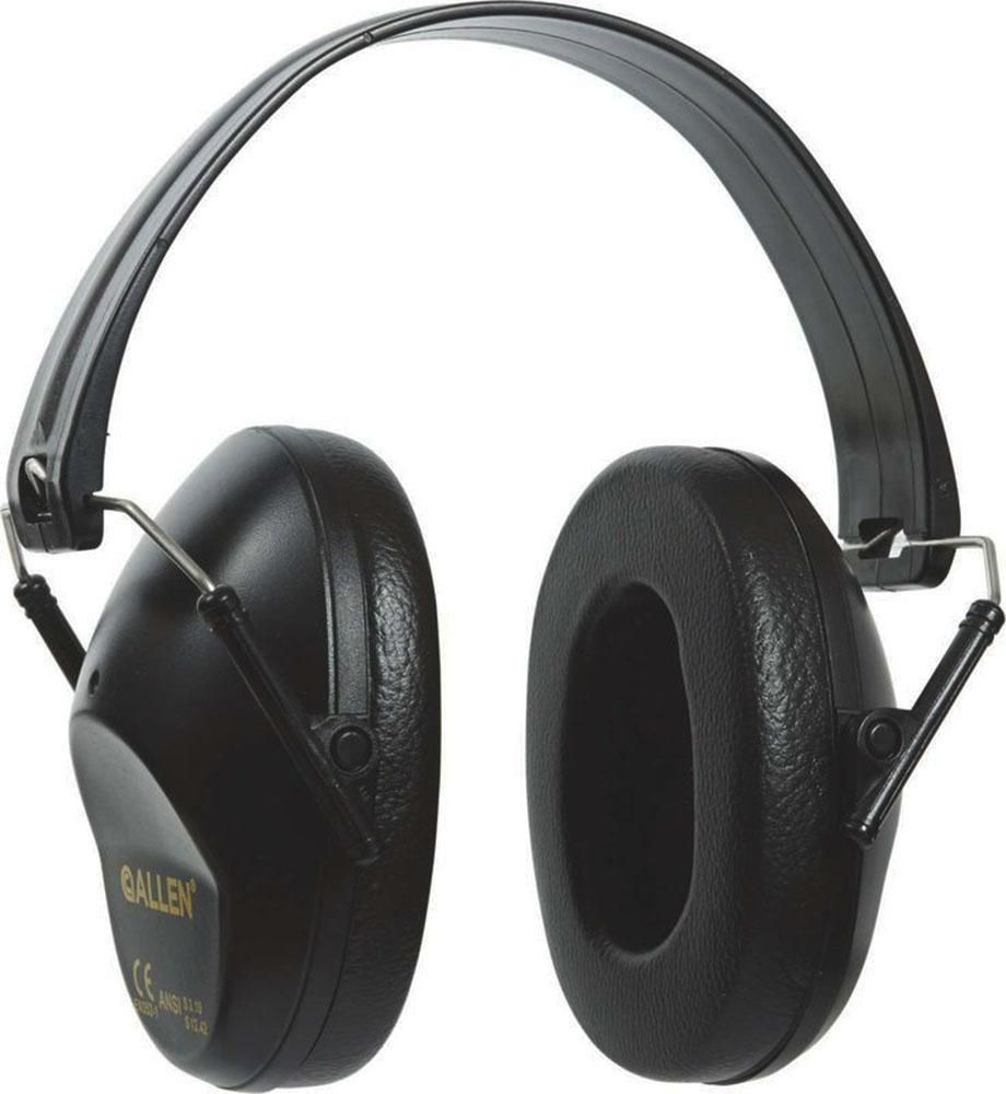 Allen Reaction Lo-Profile Shooting Muff Ear Defenders NRR 26dB Clay Trap #2287