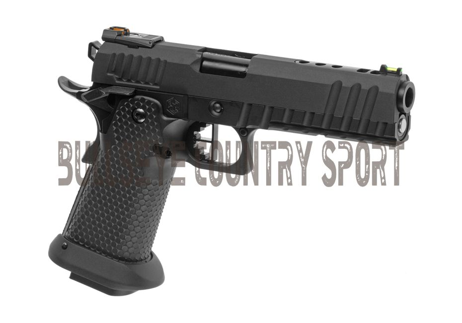 Armorer Works Airsoft Hi Capa Black Ace Gas Pistol GBB