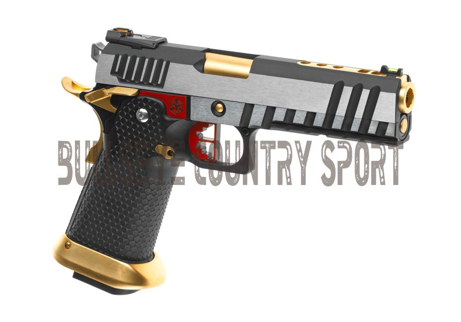 Armorer Works Airsoft Hi Capa Pistol GBB