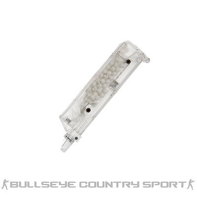 ASG 6mm BB Speed Loader Transparent Clear 100rd
