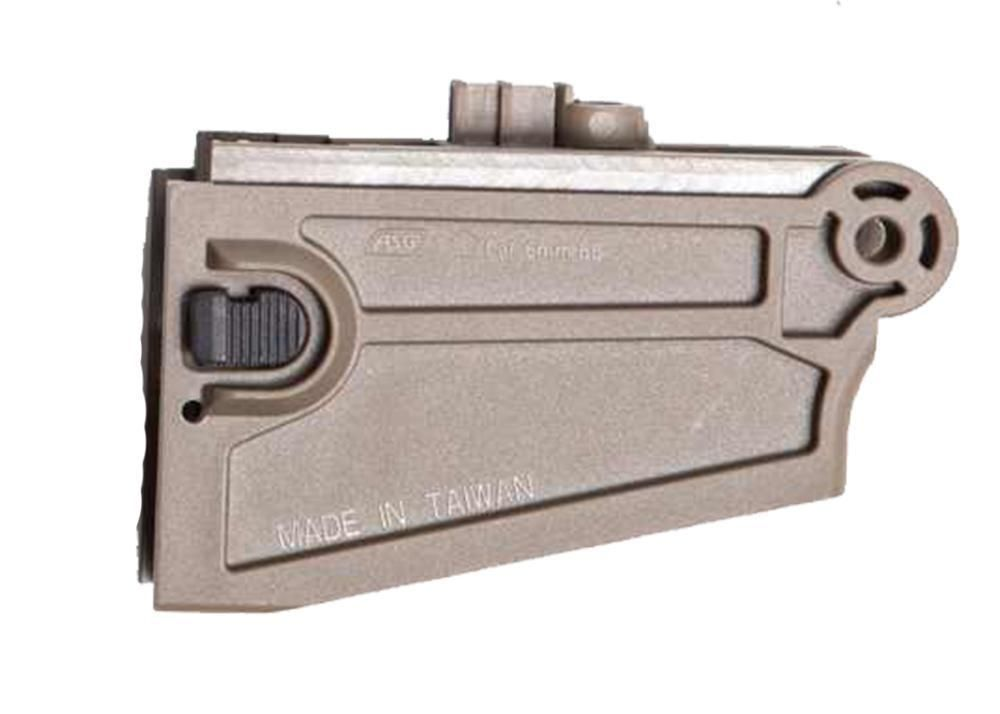 ASG 805 Bren Magwell Adapter for M-Series Magazines Dark Earth