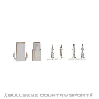 ASG TAMIYA TYPE SMALL MALE & FEMALE PLUG SET
