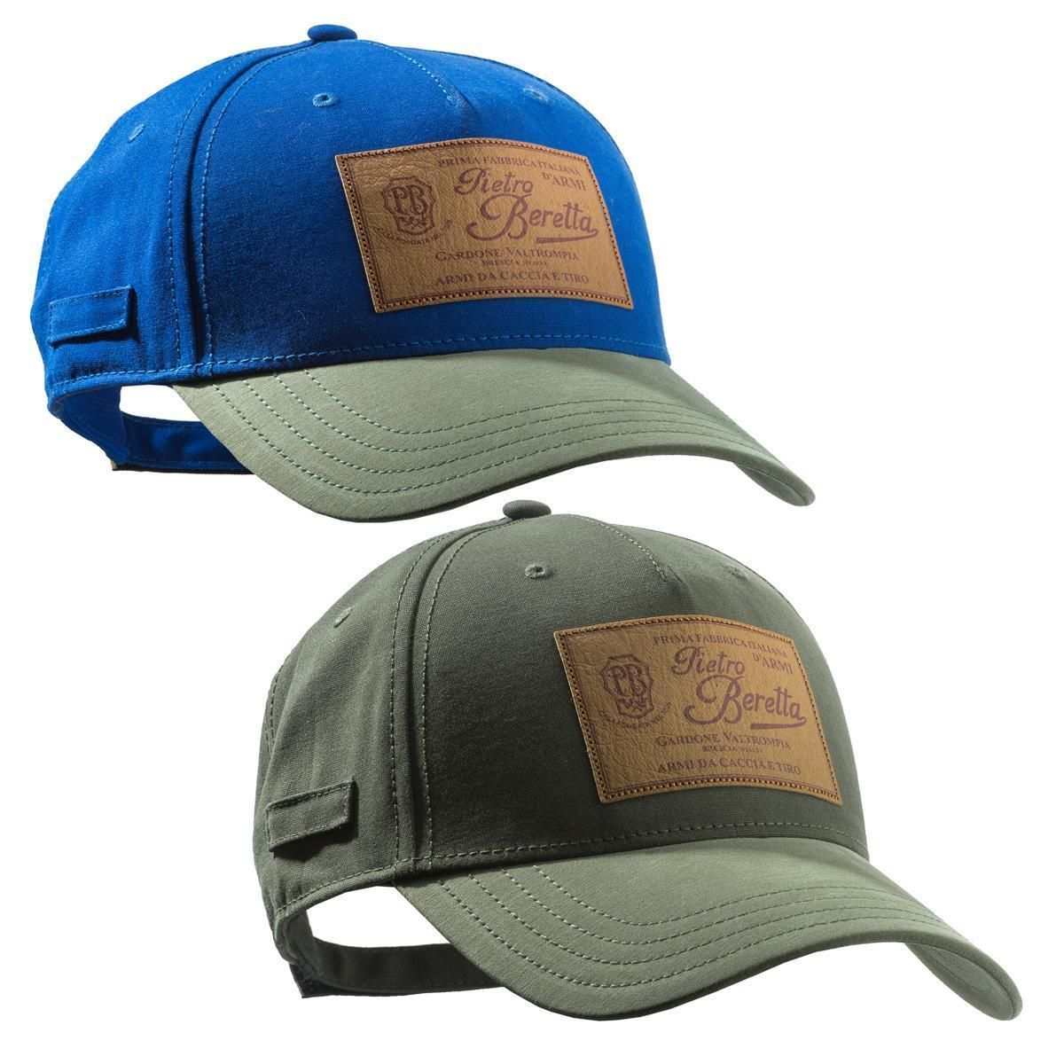 e6cb067839c Beretta P. Beretta Logo Hat Baseball Cap Hunting Shooting Clays Trap BC601