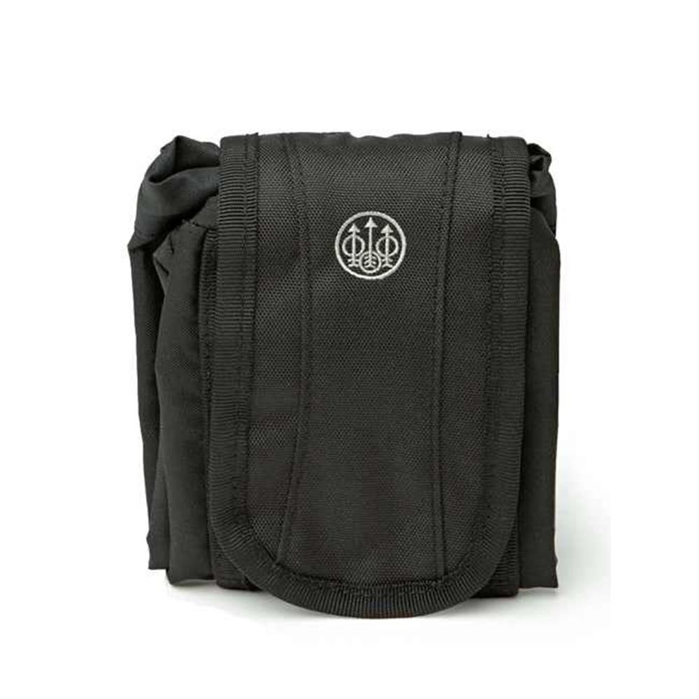 Beretta Tactical Molle Foldable Dump Bag Belt Pouch Black BSD20