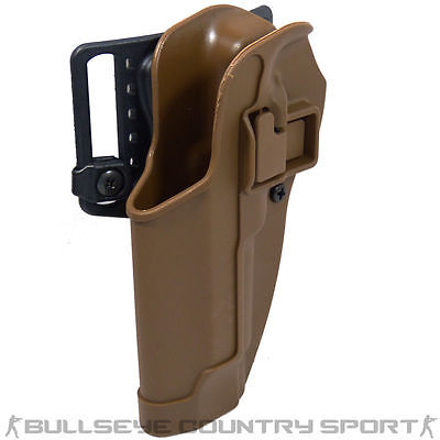 BLACKHAWK CQC SERPA M92 HOLSTER COYOTE LEFT HAND