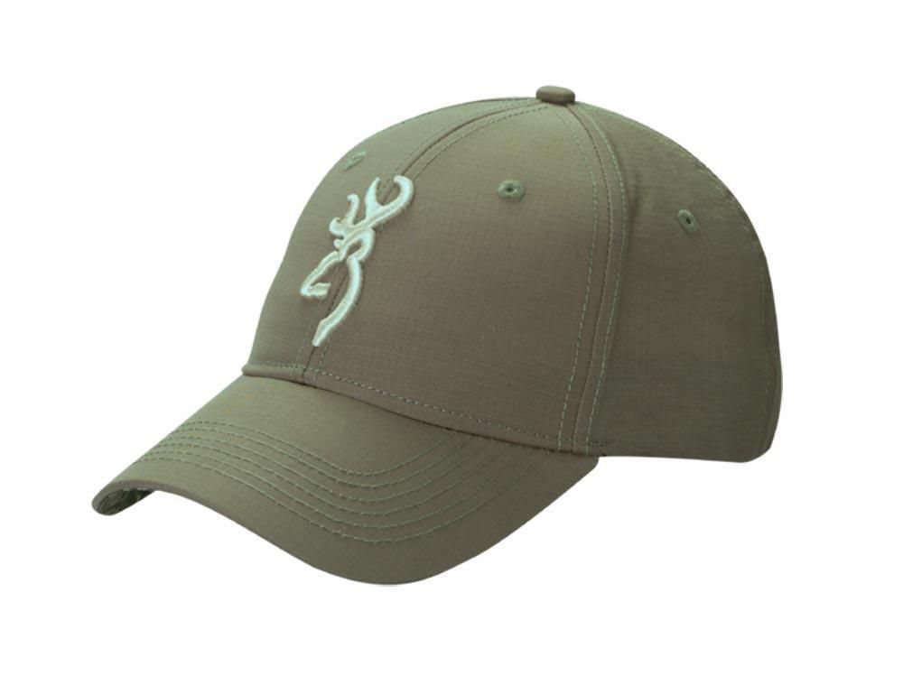 Browning Baseball Hat Cap Over / Under Olive Hat Casual Shoot Hunt 308248841