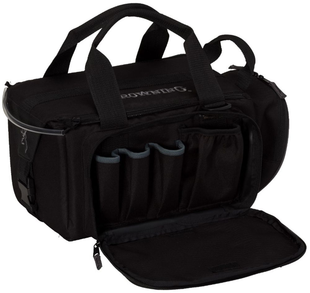 Browning Crossfire Shooting Range Bag Black