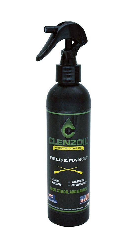 Clenzoil Solution Trigger Bottle Gun Rifle Oil Dirt Remover & Lubricant