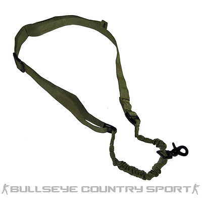 COBRA SINGLE POINT BUNGEE SLING GREEN