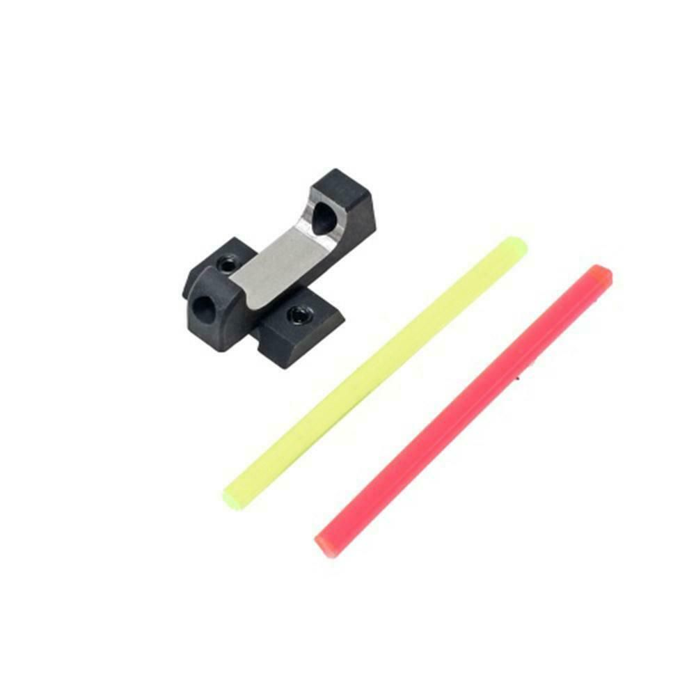 CowCow Airsoft T1 Fiber Optic Front Sight For Hi-Capa Series #TMHC-67 Gas Green