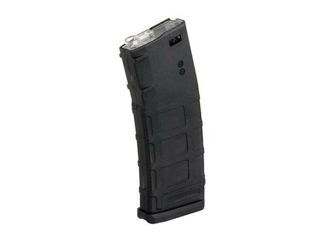 Cyma Airsoft Poly P Style Magazine 120rd Mid Cap Black CY1781 6mm bb's Softair