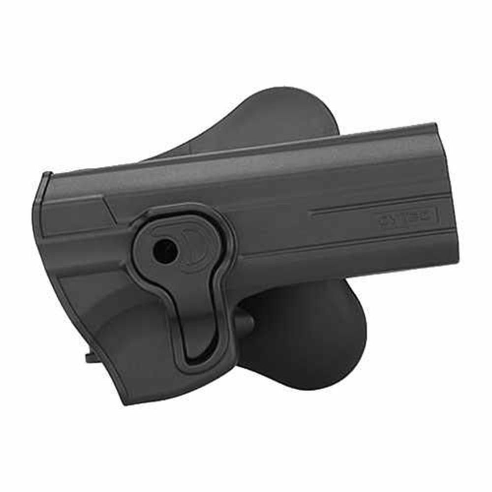 CYTAC R-Defender Poly Roto Holster CZ 75 SP-01 Shadow CY-75P01S Airsoft