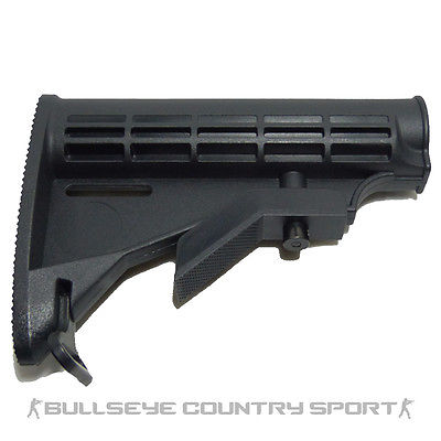 DBOYS 416 RETRACTABLE STOCK M4 STOCK
