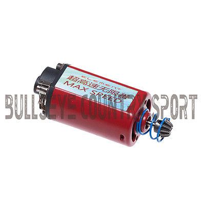 Element High Speed Motor Short Shaft Max IN0916