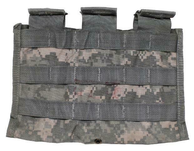 Ex Army M4 Triple Mag US At Digital  Pouch Airsoft Army Surplus Tactical