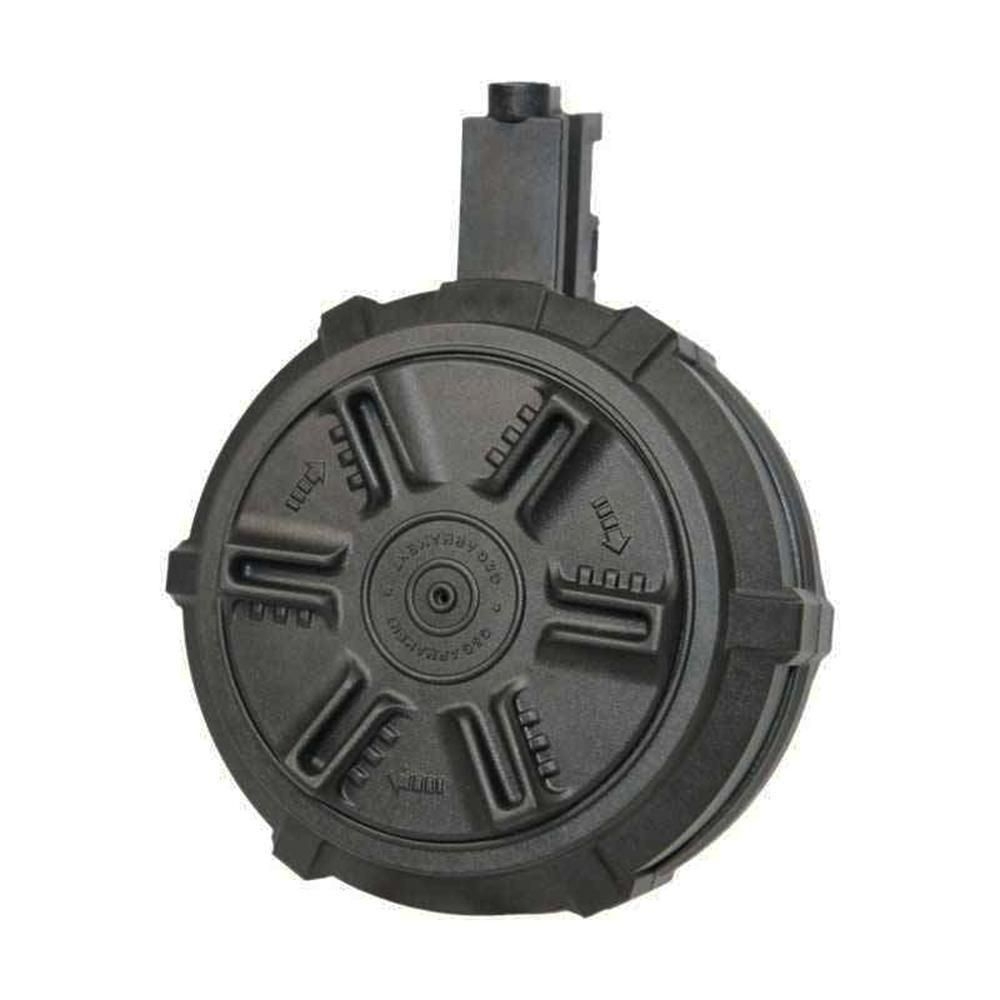 G&G Airsoft 1500 Rds Drum Magazine for Mp5 Series 6mm bb's G-08-168