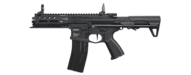 G&G Airsoft ARP 556 Rifle With ETU EGC-ARP-556-BNB-NCM