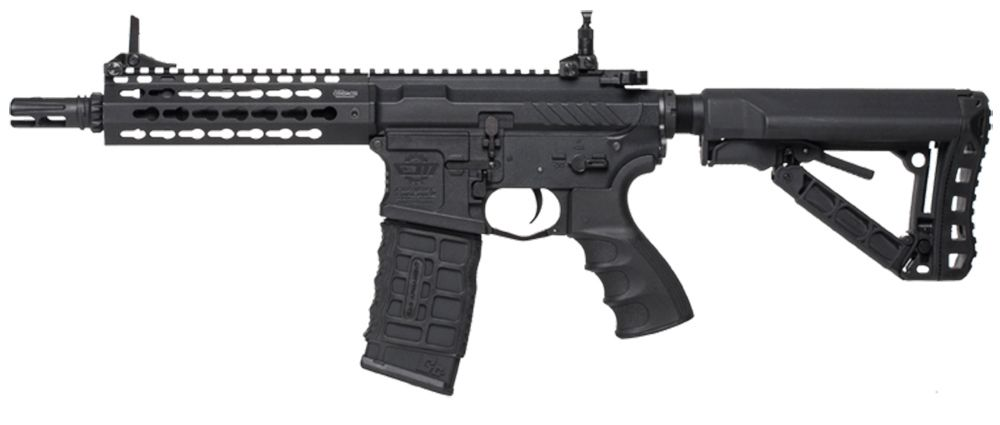 G&G CM16 SRS Combat Machine AEG Rifle Black